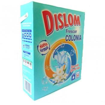 DETERGENTE DISLOM 3.510 KG COLONIA